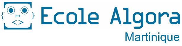Ecole Algora Martinique : formation programmation robot
