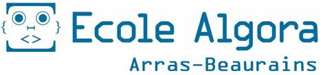 Ecole Algora Arras  : formation programmation robot