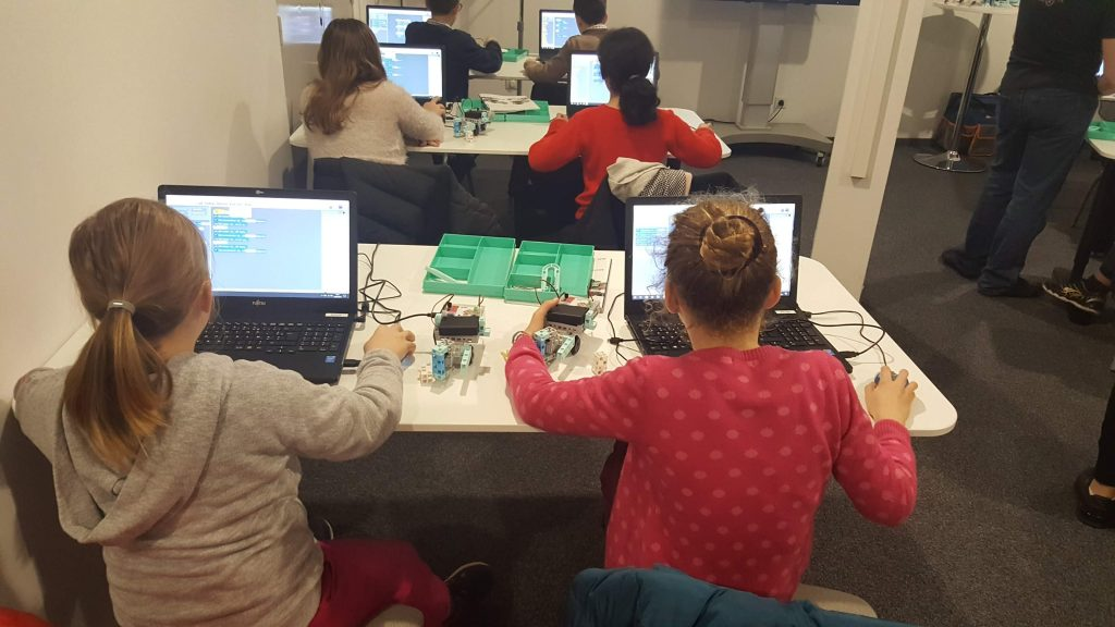 Ecole Algora Douai - Salle de cours