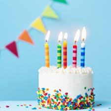 Fête ton anniversaire !