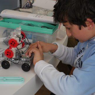 Anniversaire - Programmation de robot - 9 à 14 ans