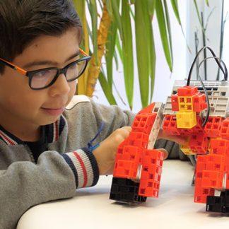 Atelier découverte robotique