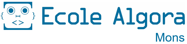Ecole Algora Mons : formation programmation robot