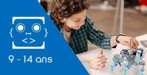 Cursus 1 an 24 séances / vendredi 18h30-20h / 9-14 ans / PESSAC