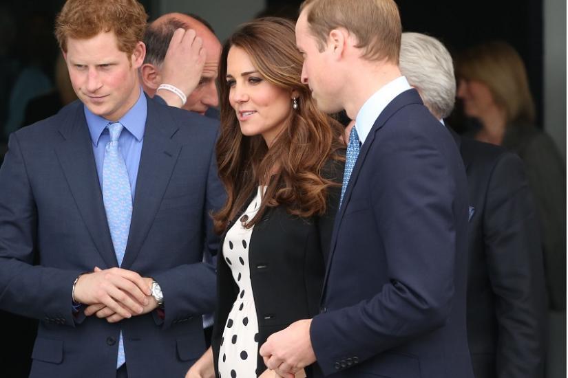 ciążowa stylizacja księżnej Kate