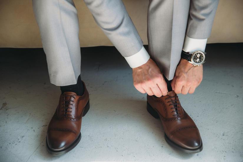 Zadbane buty to podstawa