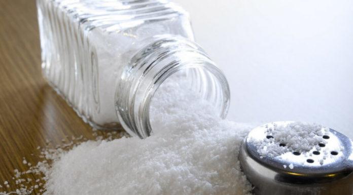 лекарство под рукой - поваренная соль