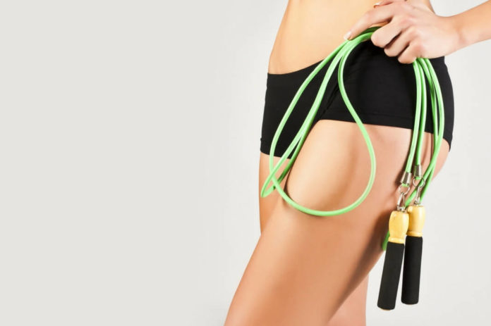 эффективны ли прыжки на скакалке для похудения