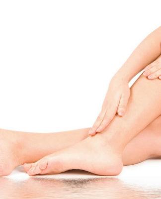 звездочки на ногах – простое решение проблемы
