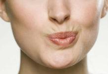 Устраняем морщины вокруг губ