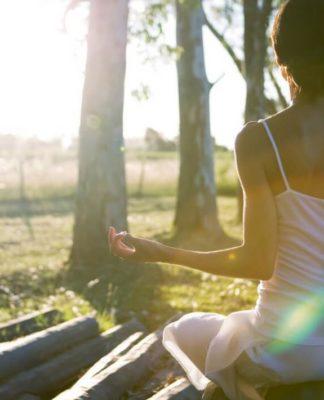 Волшебная медитация для женщин