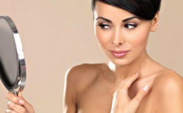 Уход за кожей шеи и декольте для маскировки возраста