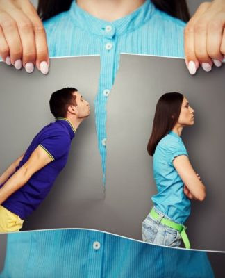Разрыв отношений или клин клином вышибают