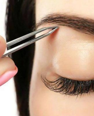 Идеальные брови. Как придать бровям красивую форму и нужный оттенок!