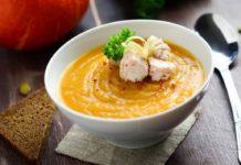 рецепт вкусного тыквенного супа
