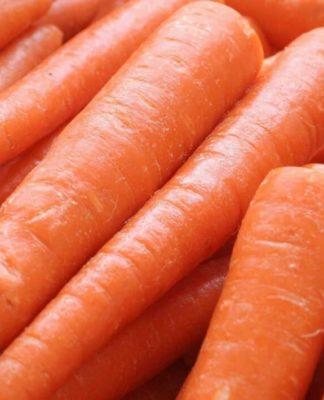 Подкормка морковки
