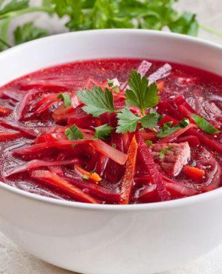 Свекольник холодный, классический и горячий - лучшие рецепты