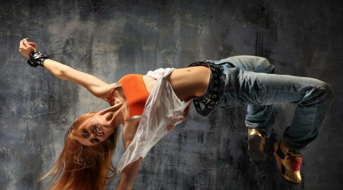 Танцы как фитнес