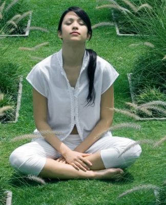 Медитация для привлечения любви и укрепления романтических отношений