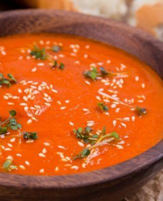 2 рецепта супа из тыквы для похудения