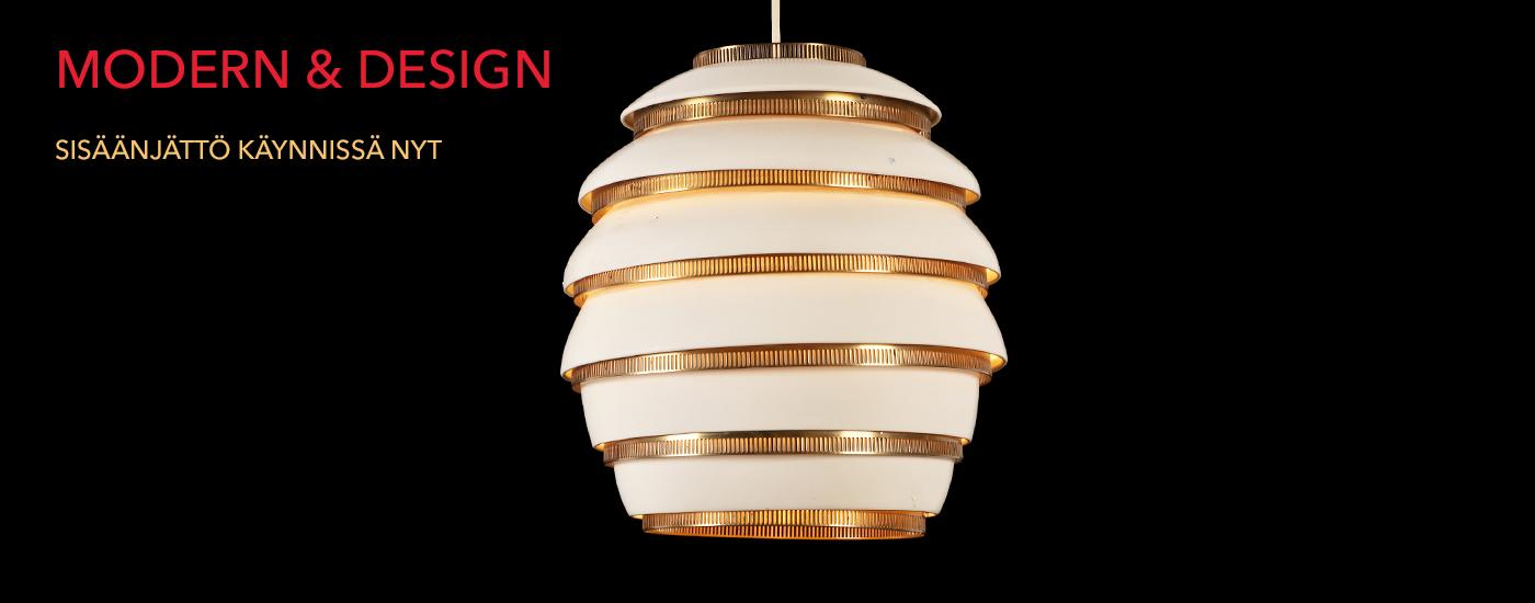 Etsimme nyt myyntiin designklassikoita, sekä modernin aikakauden esineitä!