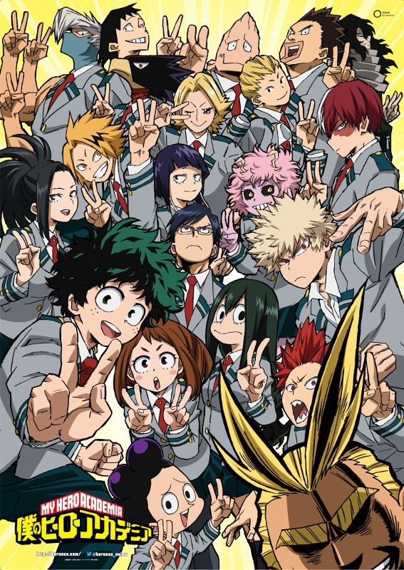 My Hero Academia New Season