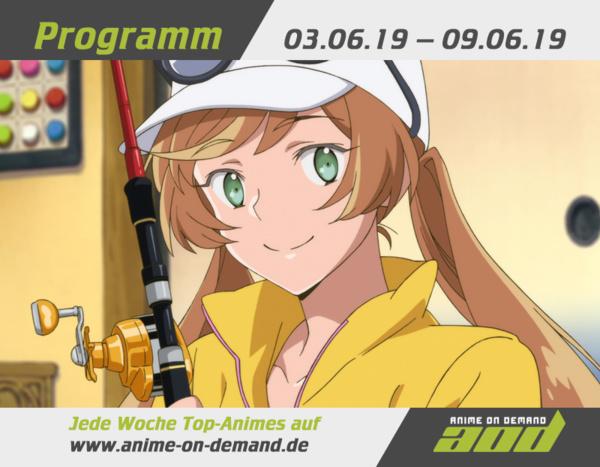 AoD-Programm vom 3. bis 9. Juni
