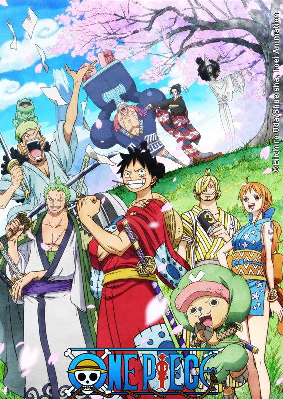 ONE PIECE Wano-Land