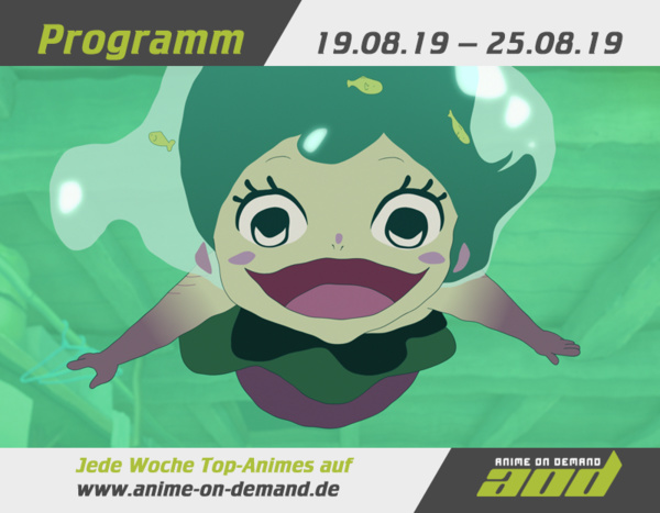 AoD-Programm vom 19. bis 25. August