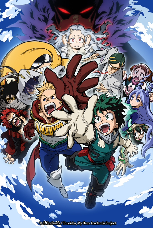 My Hero Academia Season 4