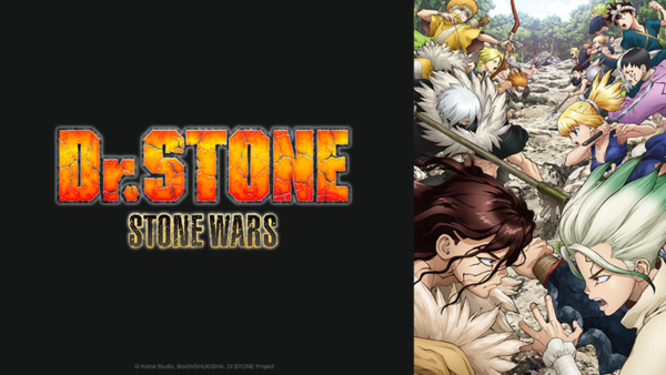 Dr. STONE – Season 2: Stone Wars