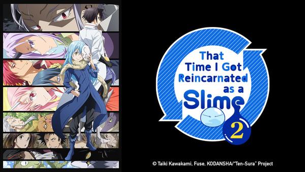 That Time I Got Reincarnated as a Slime – Season 2