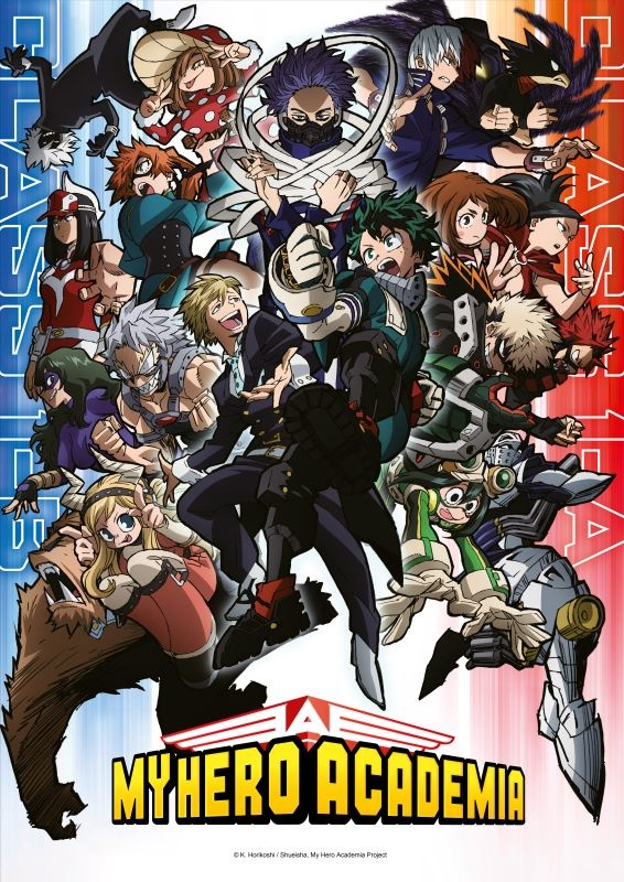 MHA 5 _ Key Art