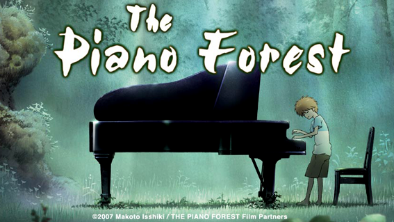 The Piano Forest Bei Anime On Demand Online Schauen