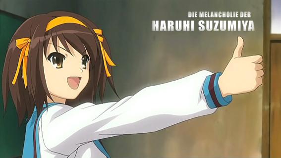 Die Melancholie Der Haruhi Suzumiya Serien Stream