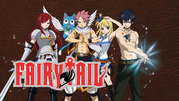 Fairy Tail Bei Anime On Demand Online Schauen