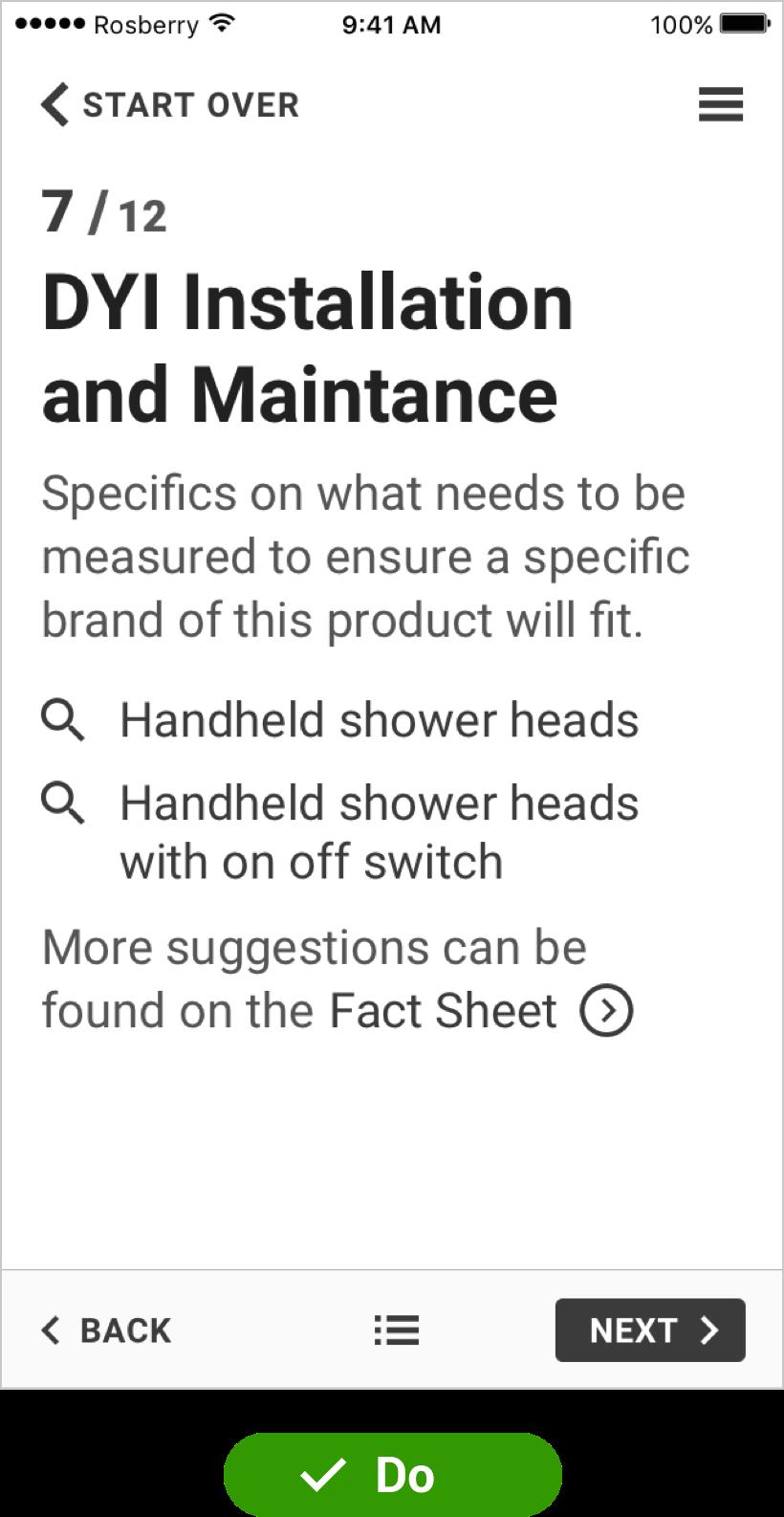 скриншот приложения для людей с овз