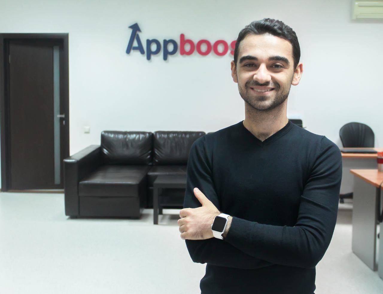 CEO компании Appbooster
