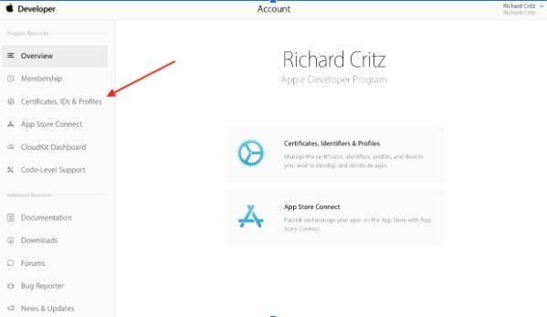 как выложить свое приложение в App Store