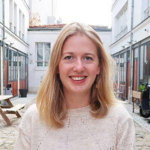Magali JACQUET cofondatrice de APPETIA