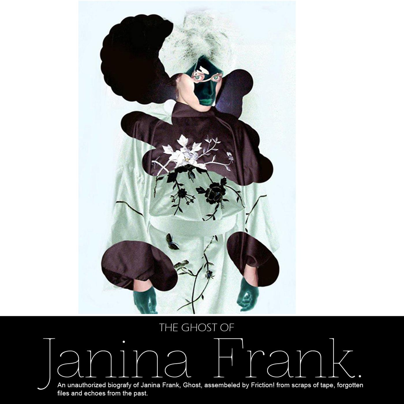 The Ghost of Janina Frank #2