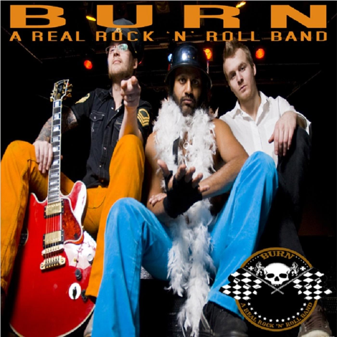 A real rock´n´roll band