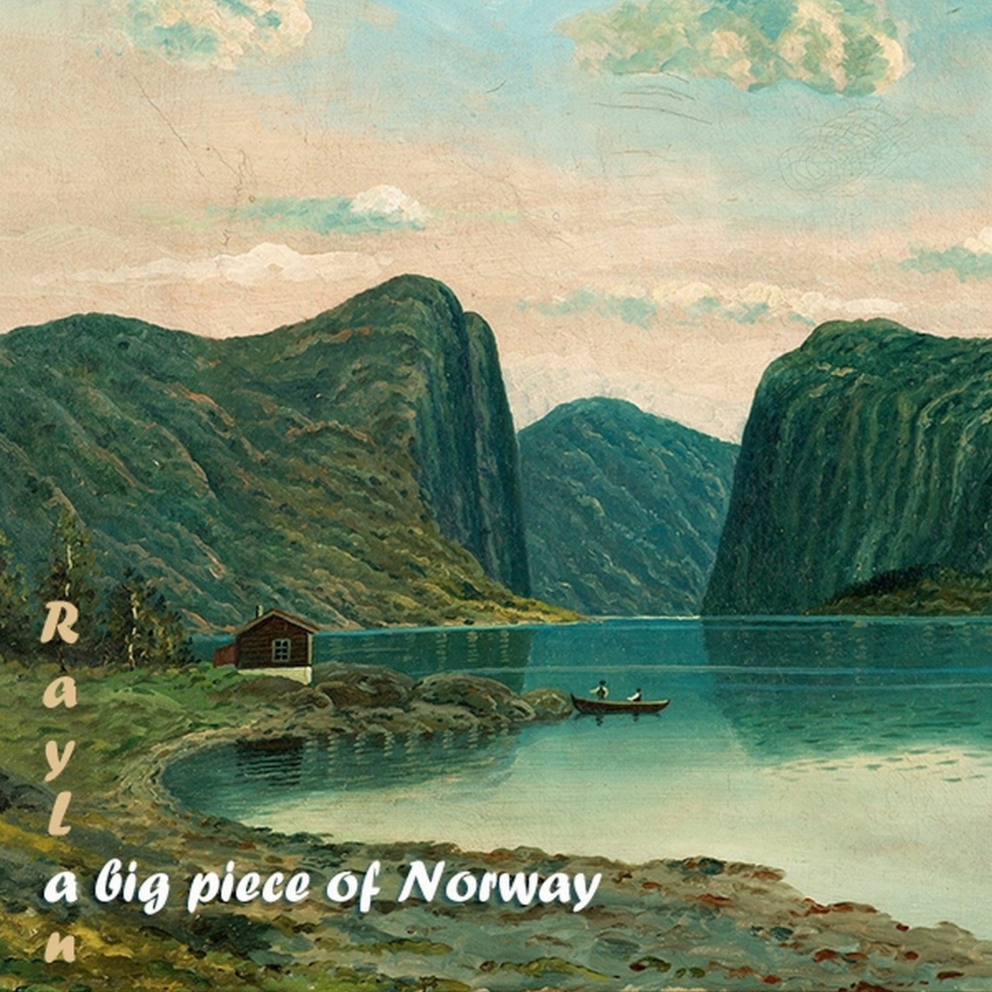 A big piece of Norway