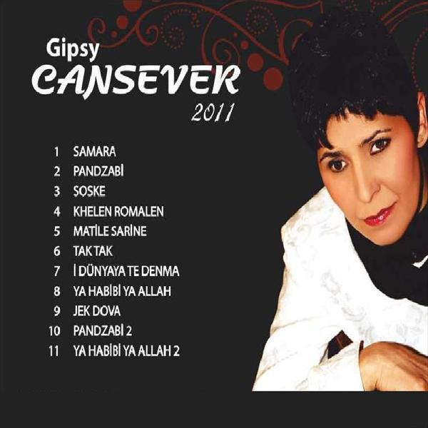 Gipsy Cansever