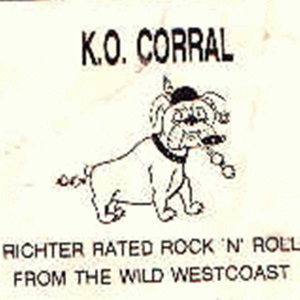 RICHTER RATED ROCK'N'ROLL FROM THE WILD WEST COAST