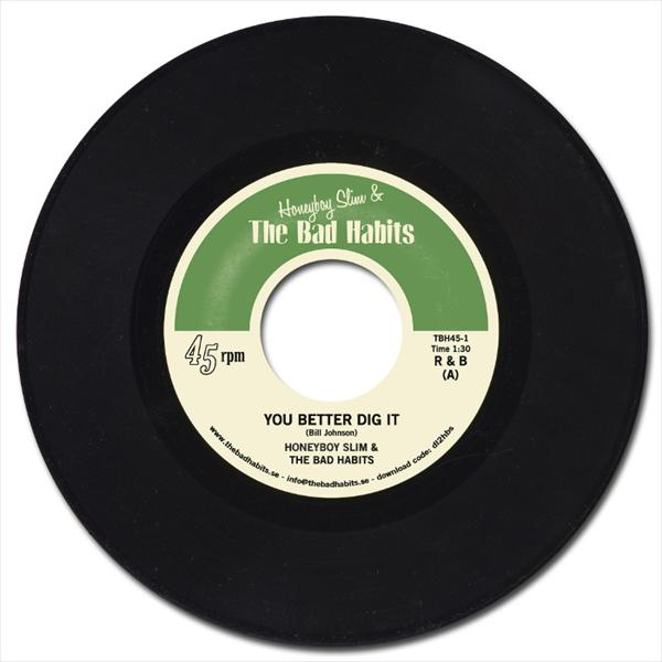 You Better Dig It / Papa Lou And Gran - Single