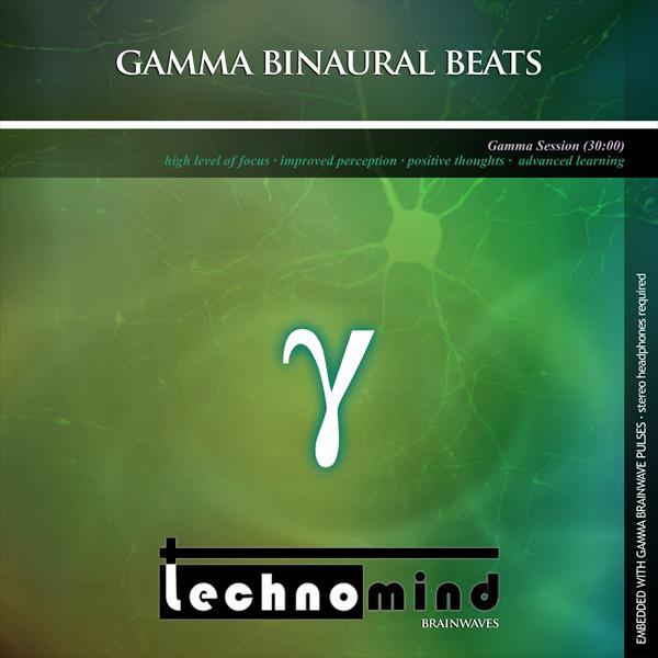 Gamma Binaural Beats | Record Union