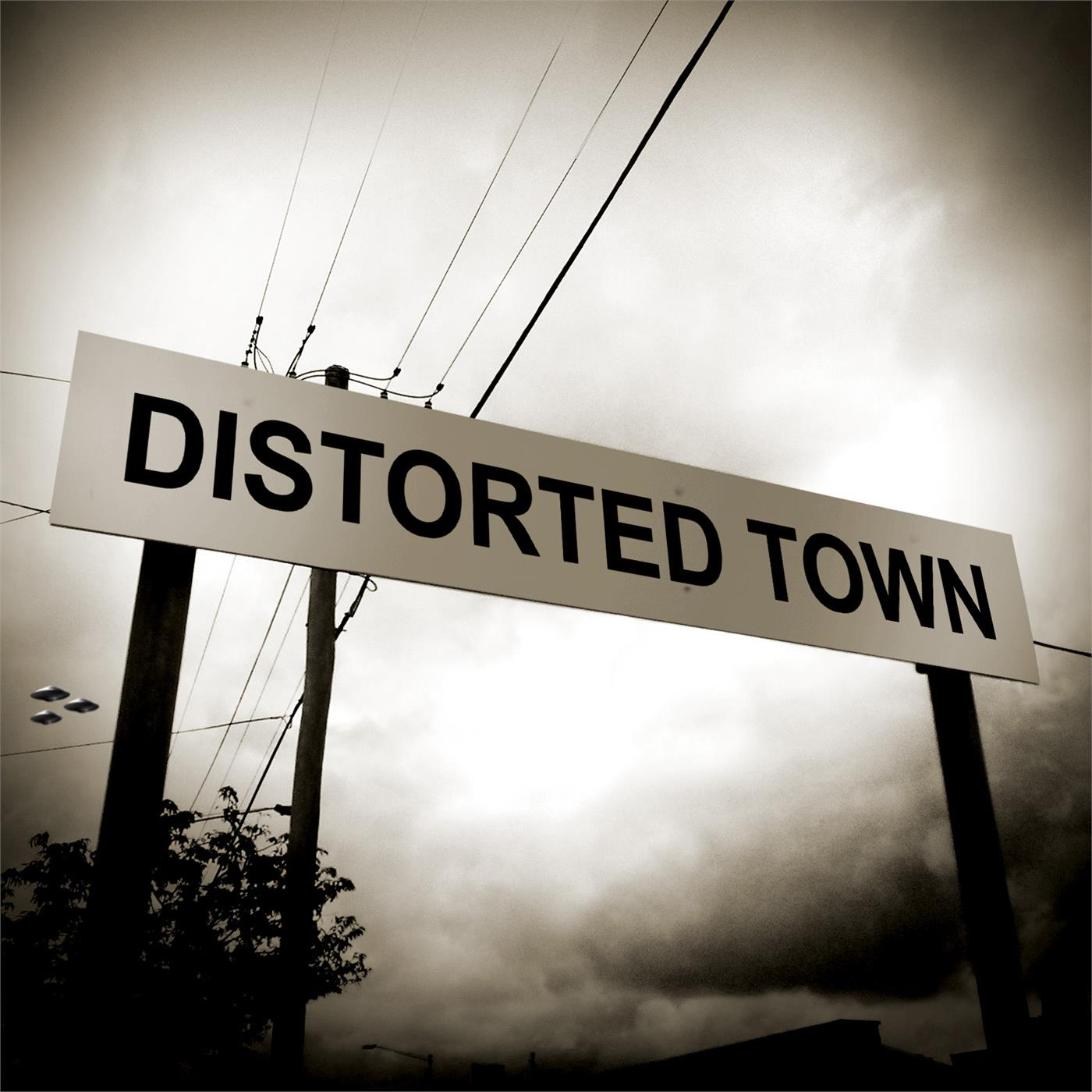 Distorted Town