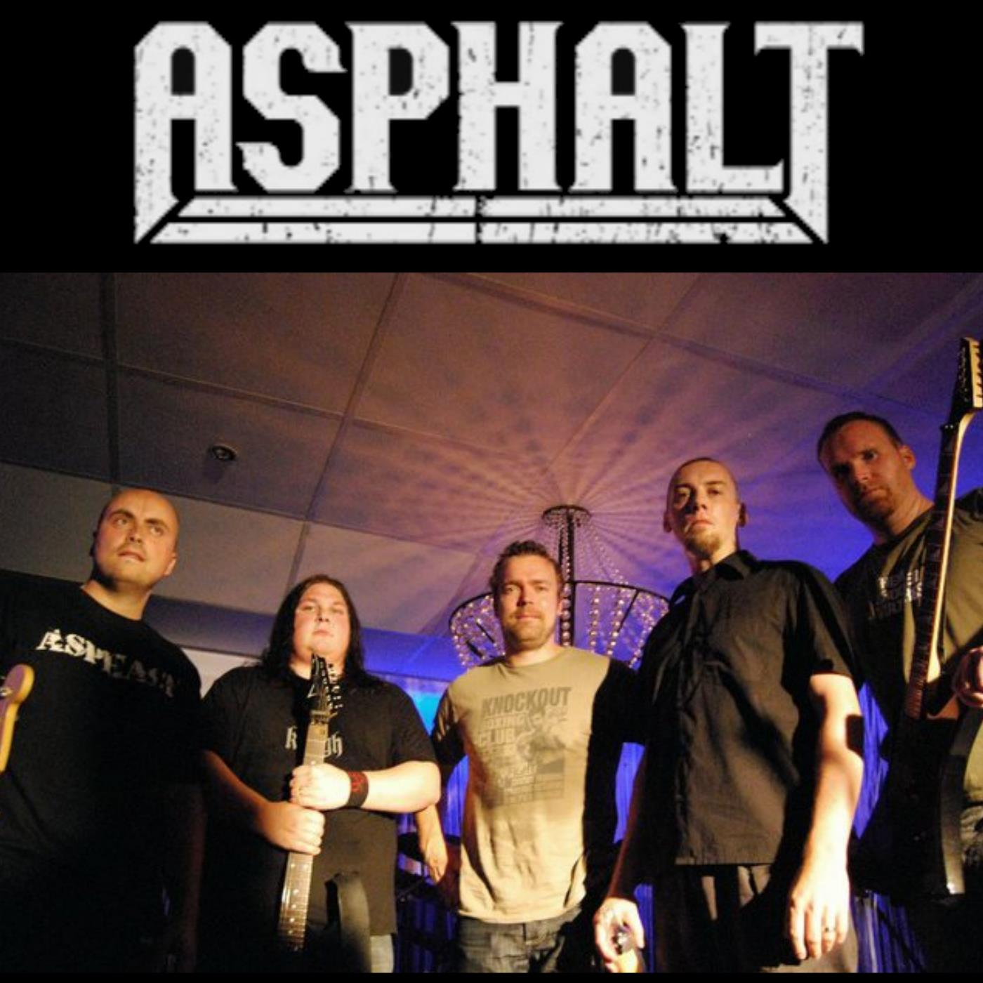 Desecration of a Decade - Best of Asphalt
