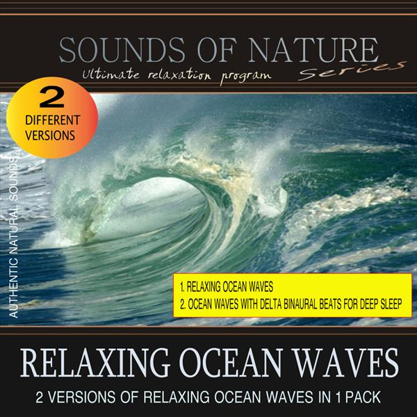 Relaxing Ocean Waves (Nature Sounds)